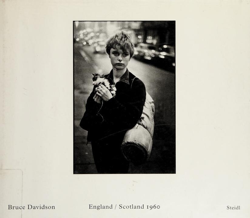 England/ Scotland, 1960 by Bruce Davidson