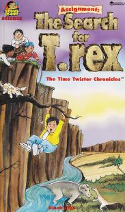 Cover of: Assignment : the search for T. rex  