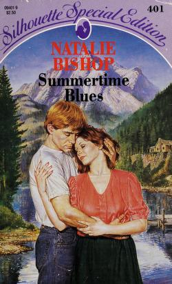 Cover of: Summertime Blues | Natalie Bishop