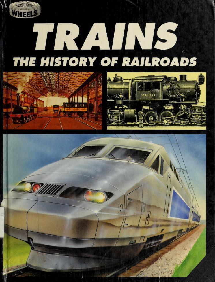 Trains by David Jefferis